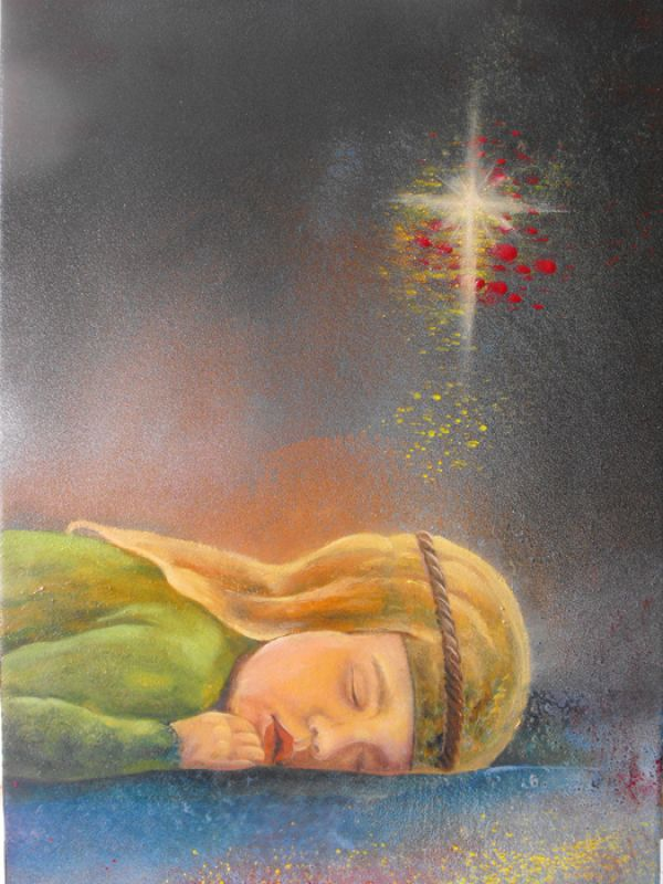 167-Kind-im-Schlaf-Ol