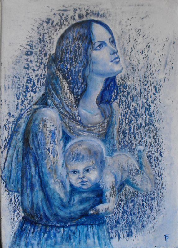 175-Maria-und-Jesus-Ol