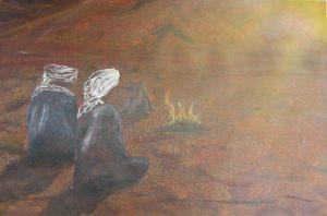 060-Beduienen-Acryl