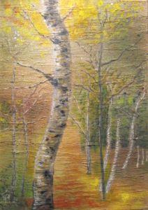 132-Die-Birke-1-Ol-auf-Bambus