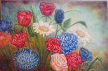 187-Blumenstrauch-Ol